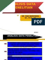 Metpen Analisis Data Dan Interpretasi