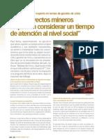 Entrevista Paul Remy RUMBO MINERO