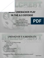 Basic LB Play in the 43