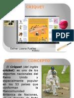 Criquet-Deporte
