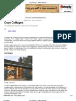 Cozy Cottages - Builder Magazine