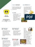 Leaflet Rendah Garam