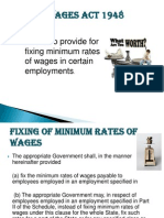 wages act