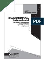 Diccionario Jurisprudencia Penal