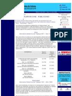 Asociacion Argentina de Actores-Salarios