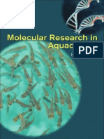 Molecular Research in Aquaculture - Ken Overturf