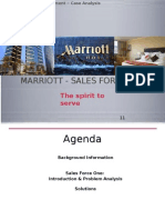 Marriott - Case Presentation for Printing