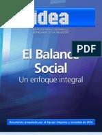 13 Balance Social IDEA