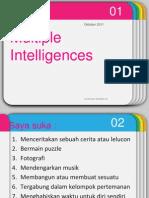 Multiple Intelegence Test