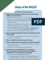 Eight Steps of NCLEX