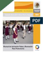 06 Manual Activacion Fisica Recreacion Promotor[1]