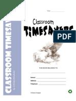 Classroom Time Savers