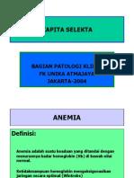 Pbl Anemia