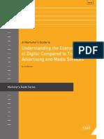 Economics of Digital vs Traditional Advertising