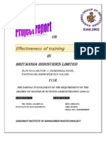 Effectiveness of Training (Riya Bhatia) (2)