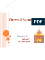 Firewall Main