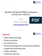 ALTERA FPGA Development and Education Platforms.pptx