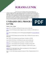 Programa Lunik