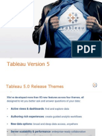 Tableau Features5.0