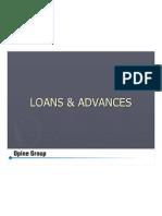 Bfs - Session 4 Loans & Advances