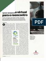 Um Atalho Virtual Para o Reencontro