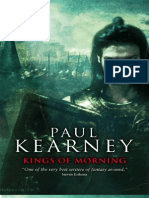 Kings of Morning - Paul Kearney