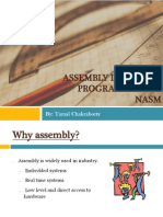 Assembly Language Programming in NASM
