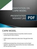 Capm Model