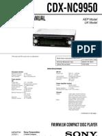 CDX-NC9950