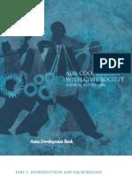 ADB Cooperation with Civil Society