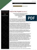 Foods of the Prophet