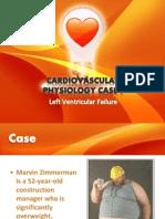 Cardiovascular Physiology Case 9