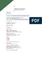 59345566 PMP Formulas