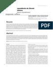 A Sindrome de Dependencia do Alcool SDA (critérios diagnósticos)