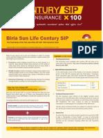 Birla MF Century SIP - ECS Form2