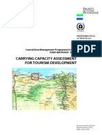 Carrying Capacity Assessment for Tourism Development