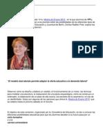 Mostra do ensino Galicia 2012