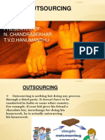 Presentation on Outsourcing