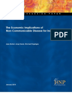 EconomicImplicationsofNCDforIndia