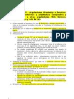 Resumen Tema 18 - Arquitecturas Orient Ad As a Servicios (SOA)