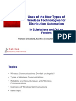 Uses of Wireless Communications for DA