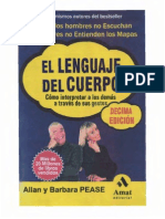 El Lenguaje Del Cuerpo (B&W)