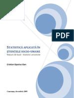 Statistica I