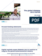 03 the Global Diabetes Care Market CMD2011