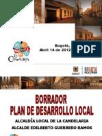 presentación plan de desarrollo localv1