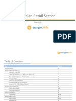 Indian Retail Sector March 2011