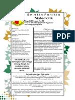 Buletin Panitia Bin 01 Tahun 2012 - 1 in 1