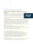 Weblogic 10.3.4 Installation & Configuration on 64-Bit Windows