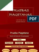 clase 3 PRUEBAS PIAGETIANAS