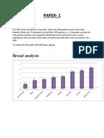 Upsc 2011 Paper Pattern